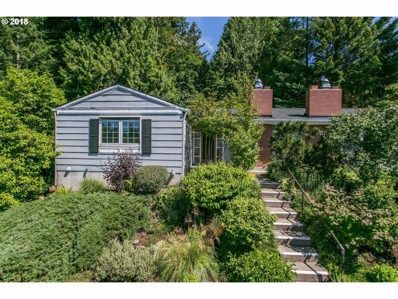 3641 SW 52ND Pl, Portland, OR 97221 - MLS#: 18281013