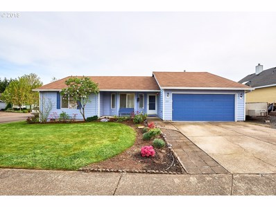 883 10TH Ct, Lafayette, OR 97127 - MLS#: 18290502
