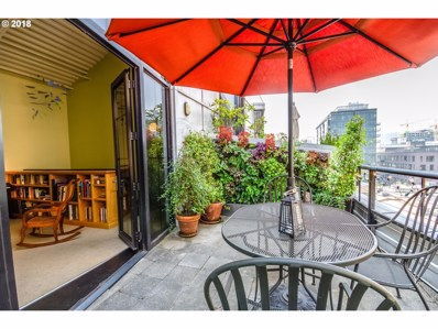 1030 NW 12TH Ave UNIT 508, Portland, OR 97209 - MLS#: 18291503