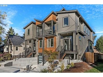 2624 SE 51st St UNIT A, Portland, OR 97206 - MLS#: 18306944