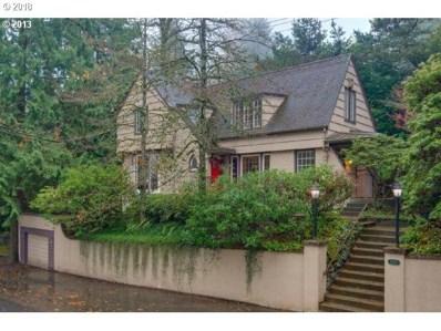 2840 SW Talbot Rd, Portland, OR 97201 - MLS#: 18310796