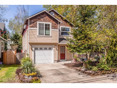 4125 SE 37TH Ave, Portland, OR 97202 - MLS#: 18319986
