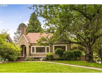 733 NE 32ND Ave, Portland, OR 97232 - MLS#: 18320355