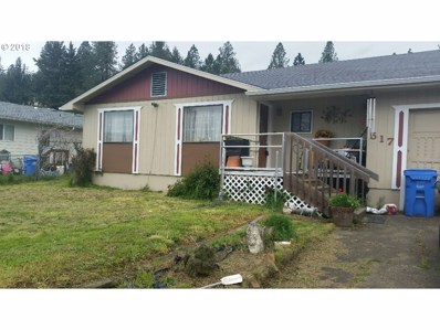 517 W Second Ave, Sutherlin, OR 97479 - MLS#: 18327967