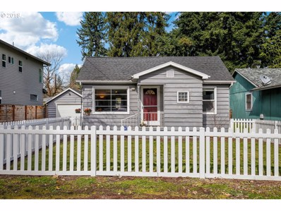 3517 SE Edison St, Milwaukie, OR 97222 - MLS#: 18330004