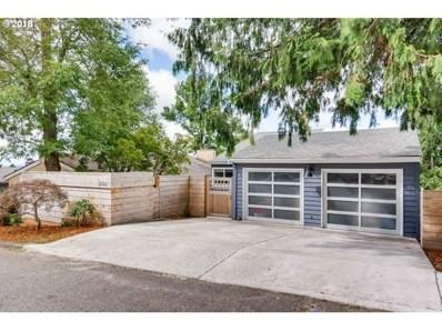 4389 SW Washouga Ave, Portland, OR 97239 - MLS#: 18333950