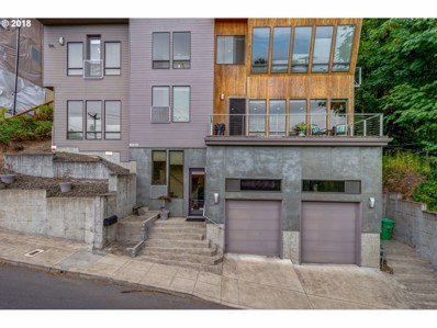 6515 SW Corbett Ave, Portland, OR 97239 - MLS#: 18334905