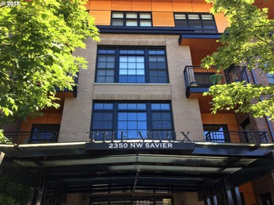 2350 NW Savier St UNIT B112, Portland, OR 97210 - MLS#: 18339055