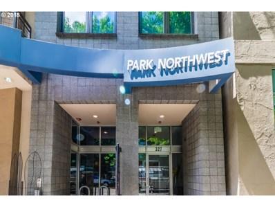 327 NW Park Ave UNIT 2D, Portland, OR 97209 - MLS#: 18340208