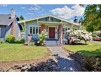 7204 NE 6TH Ave, Portland, OR 97211 - MLS#: 18341202