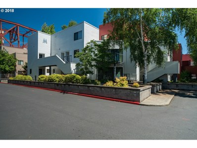 1010 NW Naito Pkwy UNIT M18, Portland, OR 97209 - MLS#: 18342919