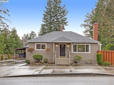 4535 SW Laurelwood Ave, Portland, OR 97225 - MLS#: 18353248