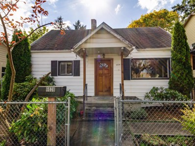 6038 SE Knapp St, Portland, OR 97206 - MLS#: 18354833