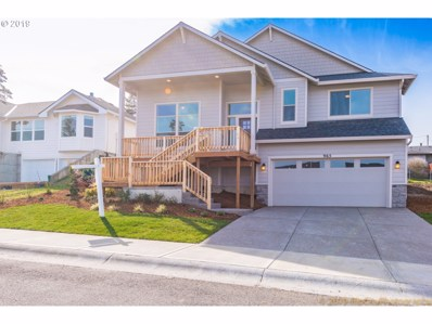 965 4th Ave, Vernonia, OR 97064 - MLS#: 18366736