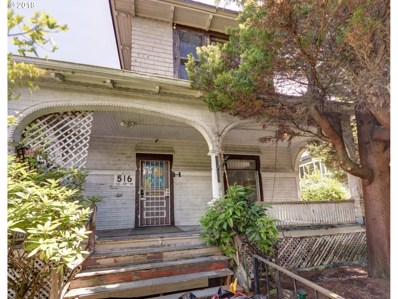 516 SE 28TH Ave, Portland, OR 97214 - MLS#: 18374286
