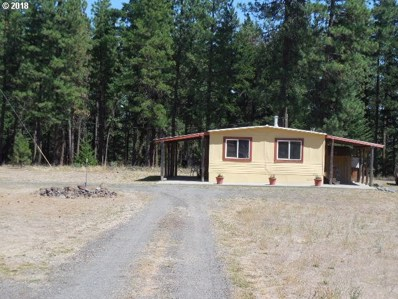 599 Turkey Ranch Rd, Goldendale, WA 98620 - MLS#: 18374979