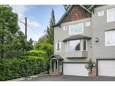 100 SW Hamilton St, Portland, OR 97239 - MLS#: 18387413