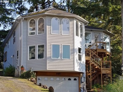 547 Antler Rd, Cannon Beach, OR 97110 - MLS#: 18392844