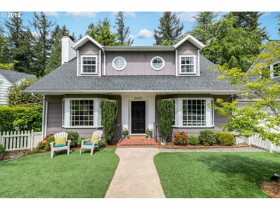 6408 SW Burlingame Pl, Portland, OR 97239 - MLS#: 18396285