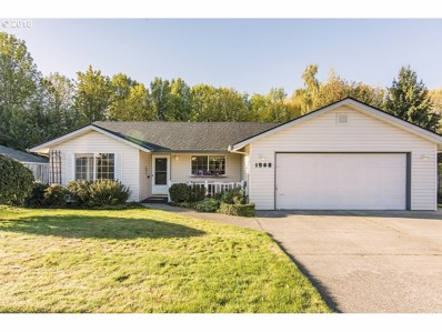 1568 SW Ashley Dr, McMinnville, OR 97128 - MLS#: 18398021
