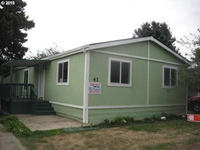 3389 Ash St UNIT 41, Hubbard, OR 97032 - MLS#: 18404714