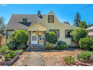 6326 SE Flavel St, Portland, OR 97206 - MLS#: 18406075