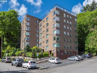 1205 SW Cardinell Dr UNIT 502, Portland, OR 97201 - MLS#: 18406285
