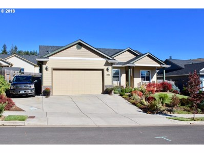 1386 Cottonwood Pl, Cottage Grove, OR 97424 - MLS#: 18410888