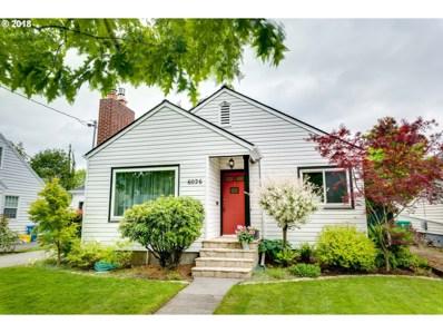 6026 NE 35TH Ave, Portland, OR 97211 - MLS#: 18412364