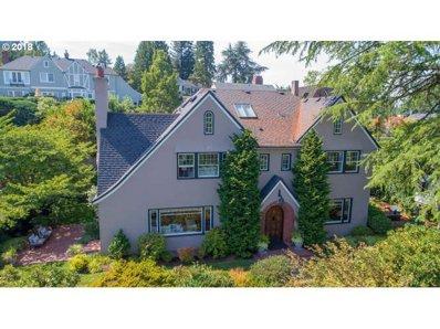 2890 NW Ariel Ter, Portland, OR 97210 - MLS#: 18420799