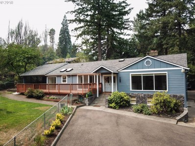 11605 SW 35TH Ave, Portland, OR 97219 - MLS#: 18421427