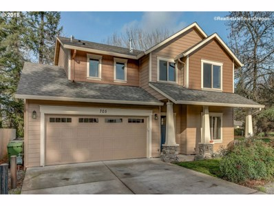 705 Dayton Ave, Newberg, OR 97132 - MLS#: 18423516
