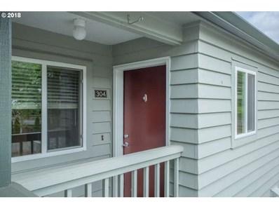 4970 SW Landing Dr UNIT 304, Portland, OR 97239 - MLS#: 18428687