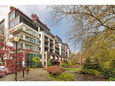 455 SW Hamilton Ct UNIT 603, Portland, OR 97239 - MLS#: 18430744