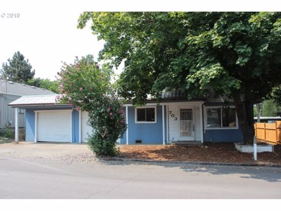 703 S 13TH St, Cottage Grove, OR 97424 - MLS#: 18440355
