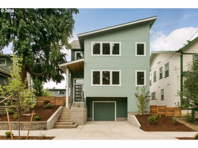 3536 SE Woodward St, Portland, OR 97202 - MLS#: 18443191