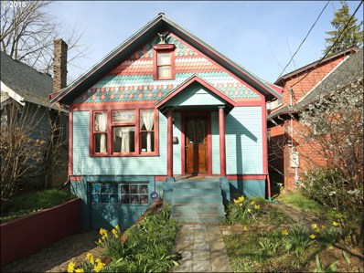 1229 SE 34TH Ave, Portland, OR 97214 - MLS#: 18443595