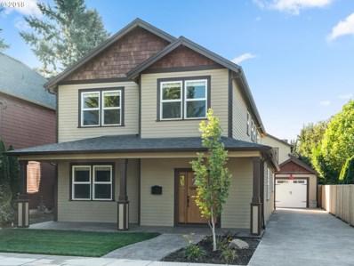 1122 SE Sherrett St, Portland, OR 97202 - MLS#: 18445761