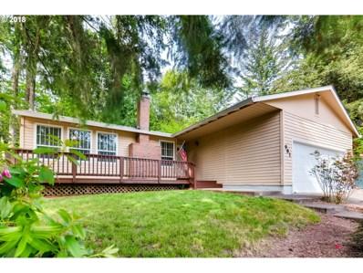981 NE Hill Way, Estacada, OR 97023 - MLS#: 18448340
