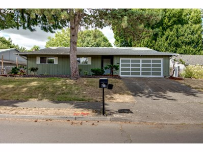 775 SW Willow Creek Dr, Aloha, OR 97003 - MLS#: 18449803