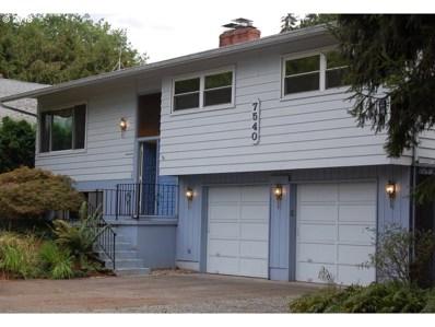 7540 SW Crestview St, Tigard, OR 97223 - MLS#: 18458679