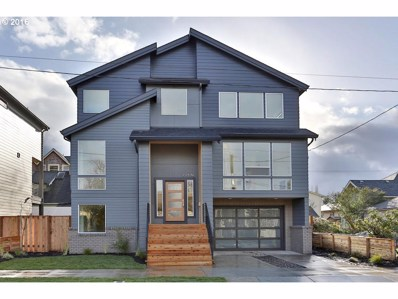 2020 SE Ivon St, Portland, OR 97202 - MLS#: 18458959