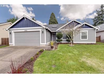 1472 SE 8TH Ave, Canby, OR 97013 - MLS#: 18461856
