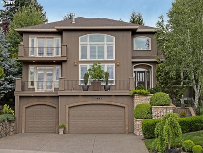 10643 NW Tudor Ln, Portland, OR 97229 - MLS#: 18462165