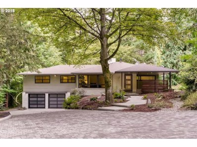 6868 SW Terwilliger Blvd, Portland, OR 97219 - MLS#: 18464140