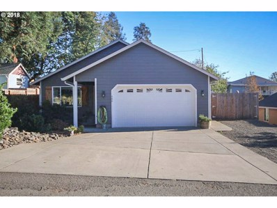 166 E Sixth Ave, Sutherlin, OR 97479 - MLS#: 18465640
