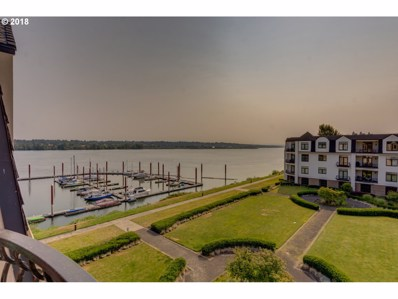 707 N Hayden Island Dr UNIT 416, Portland, OR 97217 - MLS#: 18476004