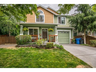 8606 SE 28TH Pl, Milwaukie, OR 97222 - MLS#: 18480869