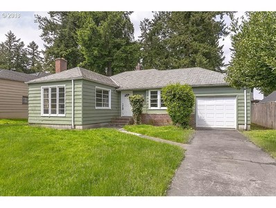 3831 NE 102ND Ave, Portland, OR 97220 - MLS#: 18483795