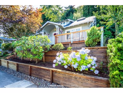 5803 SW Corbett Ave, Portland, OR 97239 - MLS#: 18484206
